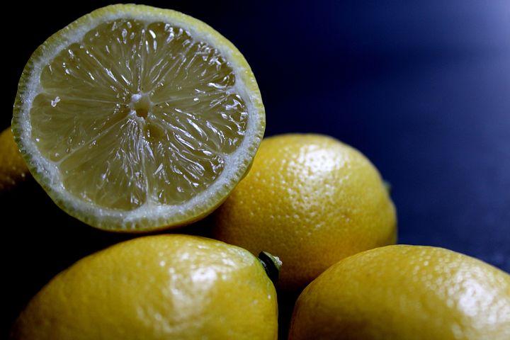 ricette dimagranti con prezzemolo e limone